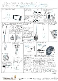 21 Cool Ways To Use A Paper Clip The Secret Yumiverse WonderHowTo