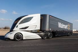 100 Concept Trucks 2014 This Is What Walmart Thinks Tractor Trailers Of The Future