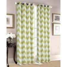 Chevron Print Curtains Walmart by Empire Home Chevron Print 100 Thermal Insulated Blackout Window