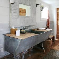 Best Farmhouse Style Bathroom Vanity 88 About Remodel Dining Room Inspiration With