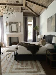 Bedroom Rustic Chic Master Home Decor Color Trends Interior Amazing Ideas On Design Tips