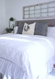 Master Bedroom Reveal Part e Modern Farmhouse Reveal Featuring