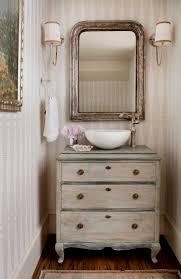 Distressed Bathroom Vanity Ideas by 387 Best Bathrooms Images On Pinterest Bathroom Ideas Beautiful