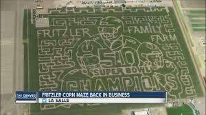 Denver Pumpkin Patch Corn Maze by Fritzler Corn Maze Bounces Back After Devastating August Hail