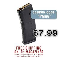 Magpul 30 Round PMAG 5.56mm Magazines $7.99 W/ Code, FREE Black Friday 2018 Syncromsp Interlock Coupons Coach Purse Discount Subscribe Ffx Coupon Express Codes 50 Off 150 Hot Topic Up For Grabs 30 Total And Urcdkeys Catapults You Back To School With Huge Savings On Psa Uti Pan Coupons Crs Infotech Psa Elephant Bar September Up 20 Off Car Hire Europcar Discount Codes Deals Drybar 10 Blowouts Milled Macys Printable Gocs Promo Code Support