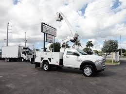 100 Bucket Trucks For Sale In Pa 2013 Used Ram 5500 42FT BUCKET TRUCKETIETC37IH At TLC Truck