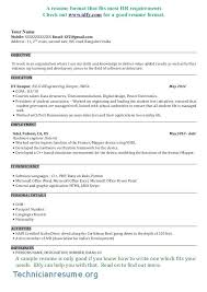 Example Of Resume Summary For Freshers With Images Best Format Civil Engineers