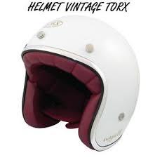 Image Is Loading HELMET WYATT VINTAGE MOTORCYCLE SCOOTER CASCO VESPA