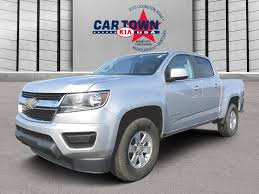 100 Grayson Truck Accessories 2016 Chevrolet Colorado WT Crew Cab