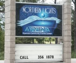 The Ice Is Nice at Northern Lights Arena Visit Alpena