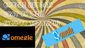 How to Omegle Webcam chat on iOS 9 and 8 FIRST VIDEO TOO DO