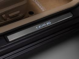 Lexus All Weather Floor Mats Es350 by 2018 Lexus Es Luxury Sedan Accessories Lexus Com