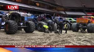 100 Monster Trucks Cleveland Where To Park For The Jam Show On Saturday