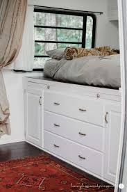Camper Interior Decorating Ideas by Top 25 Best Travel Trailer Camping Ideas On Pinterest Camper
