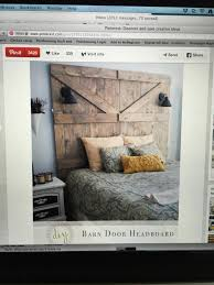 Splendid Ideas About Distressed Headboard On Pinterest Door In ... Bedroom Good Looking Diy Barn Door Headboard Image Of At Plans Headboards 40 Cheap And Easy Ideas I Heart Make My Refurbished Barn Door Headboard Interior Doors Fabulous Zoom As Wells Full Rustic Diy Best On Board Pallet And Amazing Cottage With Cre8tive Designs Inc Fniture All Modern House Design Boy Cheaper Better Faux Window Covers Youtube For Windows