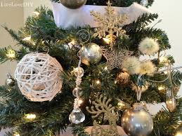 Saran Wrap Xmas Tree by Livelovediy How To Make Your Own Christmas Ornaments Part 3