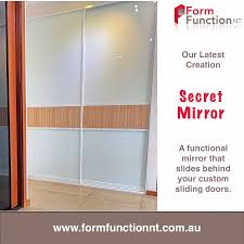 This Photo Features Two Of Our Sliding Door Designs The