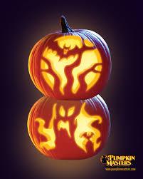 The Walking Dead Pumpkin Stencils Free by Bad Tree