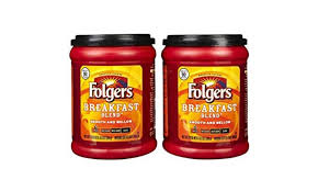 Folgers Black Silk Ground Coffee 35 Oz Pack Of 2