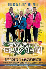 Conga Room La Live Concerts by Conga Room Orquesta Guayacan In Concert