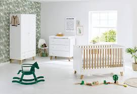 solde chambre bebe soldes chambre composition chambre bébé en mdf coloris blanc