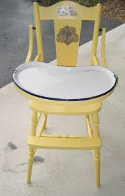 Classic 1940's High Chair With Enamel Tray And Original Decals | Mom ... Antique And Vintage Tray Tables 782 For Sale At 1stdibs Wooden High Chair With Metal Best Oak Removable Porcelain For Sale Convertible Wood Thing Old Baby Chairs Red Kite Design Ideas Find More Fisher Price Up To Mocka Original Highchair Highchairs Au How Buy A Highchair Babycenter Painted 16 2018