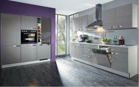 neue einbauküche mit hochschrank center hochwertige küche neu