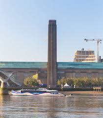 tate modern to tate britain mbna thames clippers