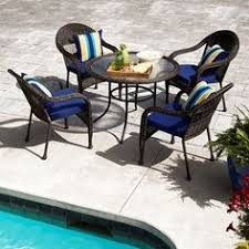 Lowes Canada Outdoor Dining Sets by Garden Treasures Vinehaven 7 Piece Dining Set Furniture
