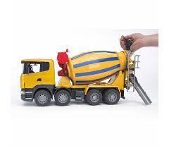 100 Bruder Logging Truck Car Cement Mixers Betongbil Truck 13721200 Transprent Png