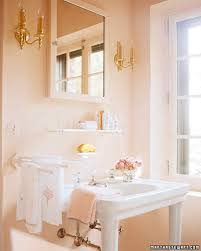 Pink Mercury Glass Bathroom Accessories by Pink Rooms Martha Stewart