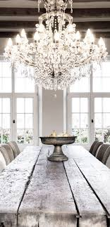 Gorgeous Dining Room Table Chandeliers Best Ideas About On Pinterest