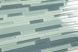 glass tile linear backsplash daltile solaris granite ideas