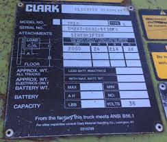 Where Do I Find My Clark Forklift's Serial Number? Clark Forklift Manual Ns300 Series Np300 Reach Sd Cohen Machinery Inc 1972 Lift Truck F115 Jenna Equipment Clark Spec Sheets Youtube Cgp16 16t Used Lpg Forklift P245l1549cef9 Forklifts Propane 12000 Lb Capacity 1500 Dealer New York Queens Brooklyn Coinental Lift Trucks C50055 5000lbs 2 Ton Vehicles Loading Cleaning Etc N