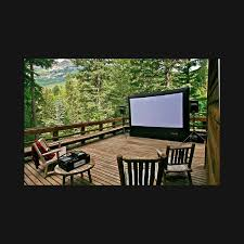 Open Air Cinema Home Inflatable Movie Screens