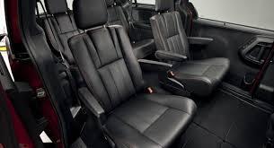 Dodge Durango Captains Chairs by 2017 Dodge Grand Caravan Interior Features