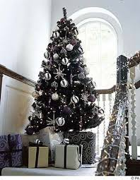 I Saw My First Black Prelit Christmas Tree Last Year Want One Badly But Only If Can Go And Buy All New Decorations To On It