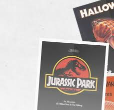 From Psycho To Jurassic Park Exploring Iconic Movie Poster Typography Design HopesFears