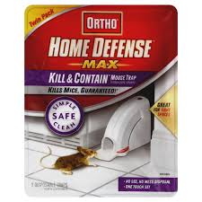 tom cat mouse trap ortho home defense max contain mouse trap