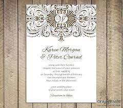 Good Rustic Wedding Invitations Templates Or Blank Invitation 79 Country