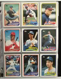 1990 Upper Deck Ken Griffey Jr by Lot Detail 1980 U0027s 90 U0027s Baseball Football Basketball Trading Card
