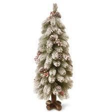 Downswept Slim Christmas Tree by National Tree Co Christmas Trees You U0027ll Love Wayfair