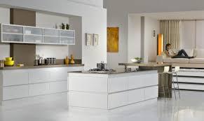 Moderne Weisse Küchen Bilder Moderne Weiße Küche Zeigt Stil Und Eleganz Vereint