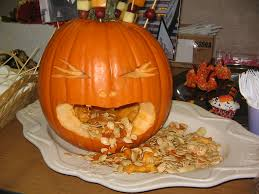 Puking Pumpkin Cheese Dip by Halloween Pumpkin Throwing Up Home Design Inspirations