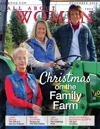 Millers Christmas Tree Farm Nc by All About Women December 2013 By Mountain Times Publications Issuu
