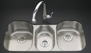 kohler k 3166 l na undertone undercounter kitchen sink with