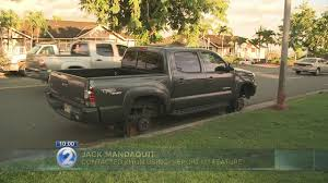 Police Investigate New Crime Trend As Tires Stolen Off Certain ... Toyota Tundra Wikipedia Modesto Chevrolet Dealership Steves Buick In Oakdale Used Car San Antonio Tx Irving Motors Corp Hurricane Harvey Ravaged Cars And Trucks Bad For Drivers Good Trucks For Sale By Owner College Station Cargurus Thieves Take 180 Wheels Off In Fivehour Stealathon At Craigslist Auto 2019 20 Top Models Body Shop Maaco Collision Repair Ford Flex 78262 Autotrader Harley Davidson Motorcycles Sale On Youtube How To Tell If That Used Car Was Flooded By