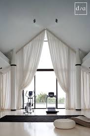 Gold And White Sheer Curtains by Best 25 White Sheer Curtains Ideas On Pinterest Sheer Curtains