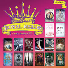 RoyalReads 16 YA Books To Rule Us All
