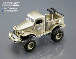 Greenlight 1:64 Stacey David's Gearz 1941 Military 1/2 Ton 4x4